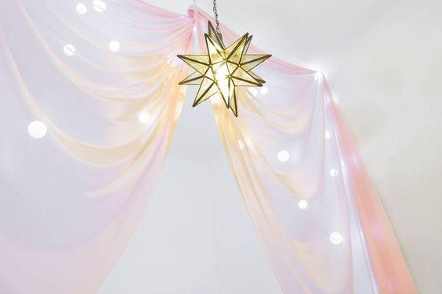 Lámpara de estrella
