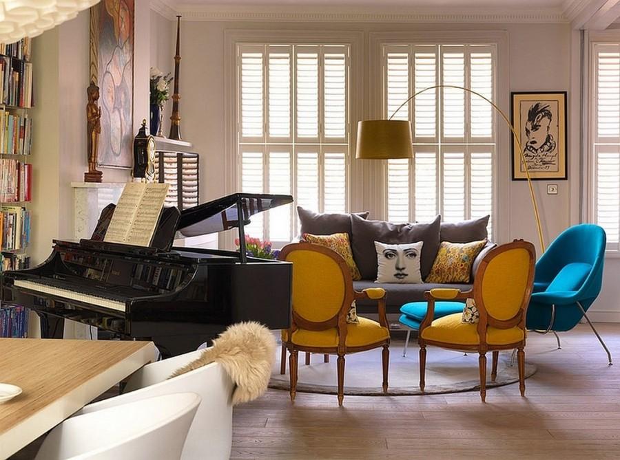 lámparas arco, luz con estilo | ideas decoradores