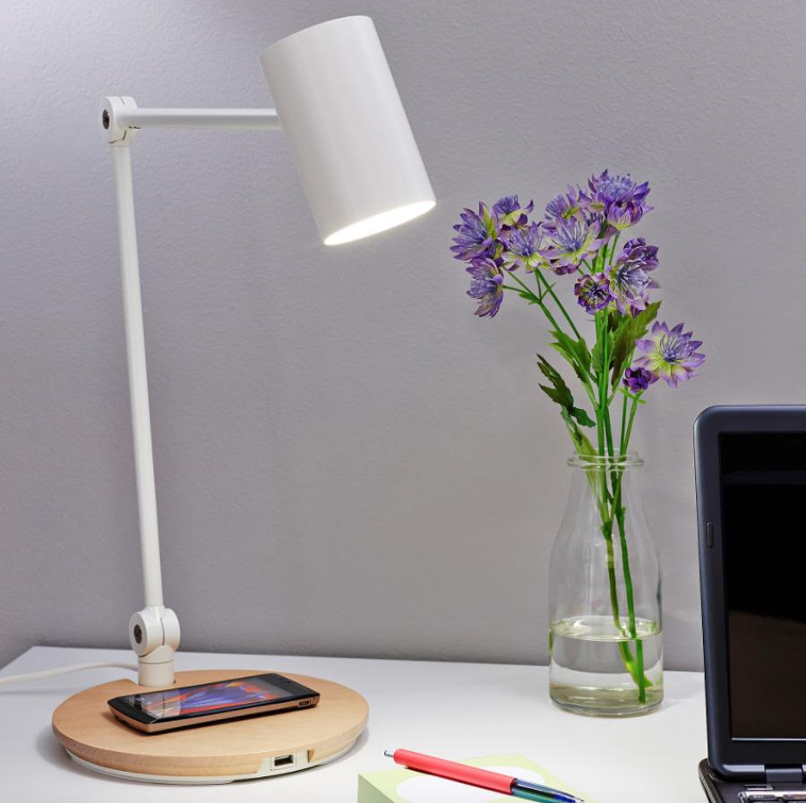 Lámpara de trabajo de IKEA