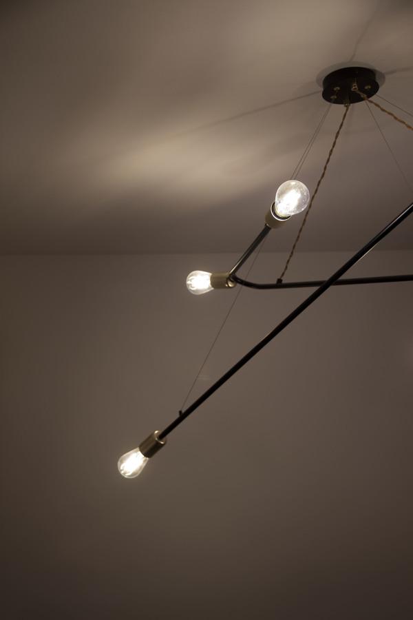 Lámpara del comedor, de Aromas Del Campo