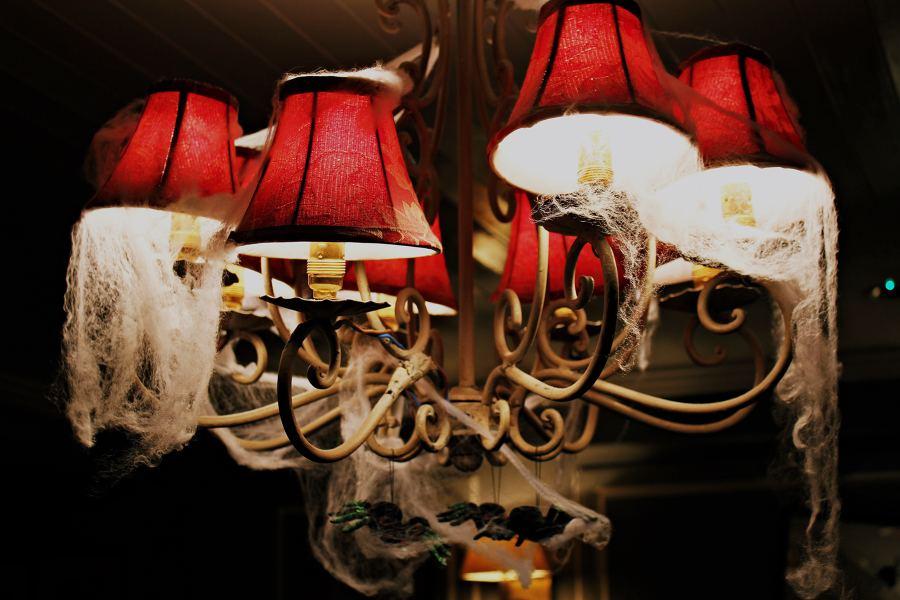 Lámpara Halloween