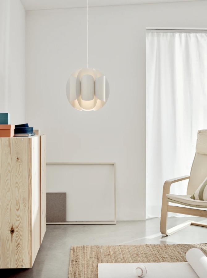 Lámpara retro IKEA novedades verano 2021