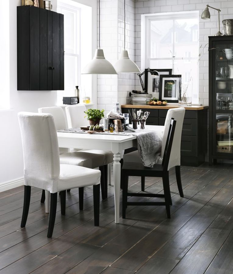 7 ideas para decorar tu comedor peque o ideas decoradores for Lamparas comedor ikea