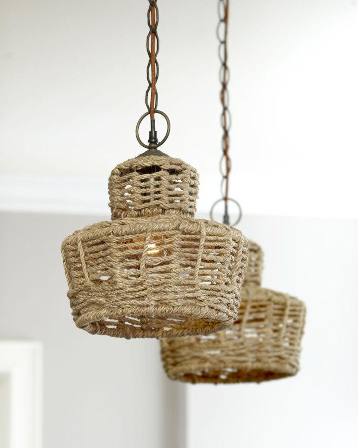lámparas cuerda