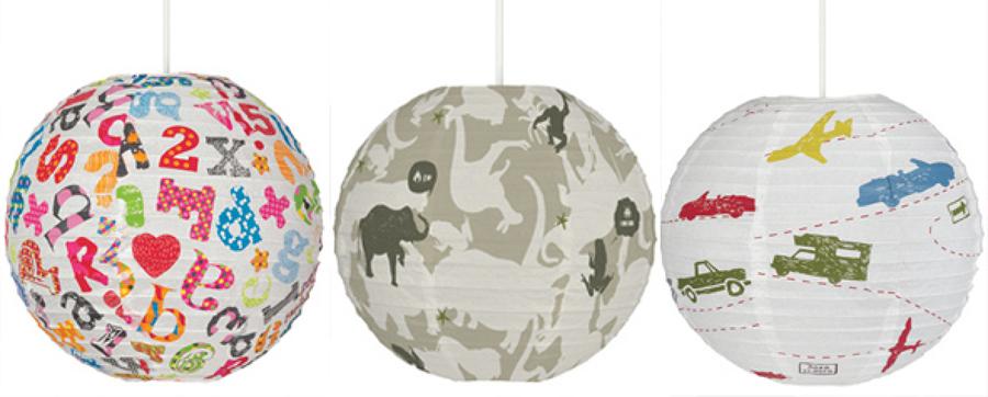 C mo fabricar l mparas de papel ideas art culos decoraci n - Decoracion de lamparas de papel ...