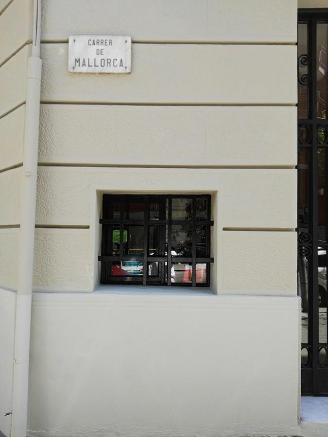 Foto lateral de fachada pintado de yosef barrios pintores - Pintado de fachadas ...