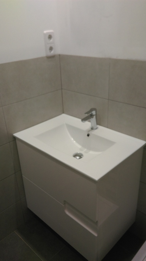 Reforma ba o ideas reformas viviendas for Reforma lavabo precio