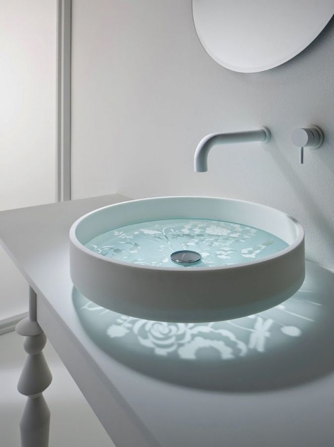 lavabo motif
