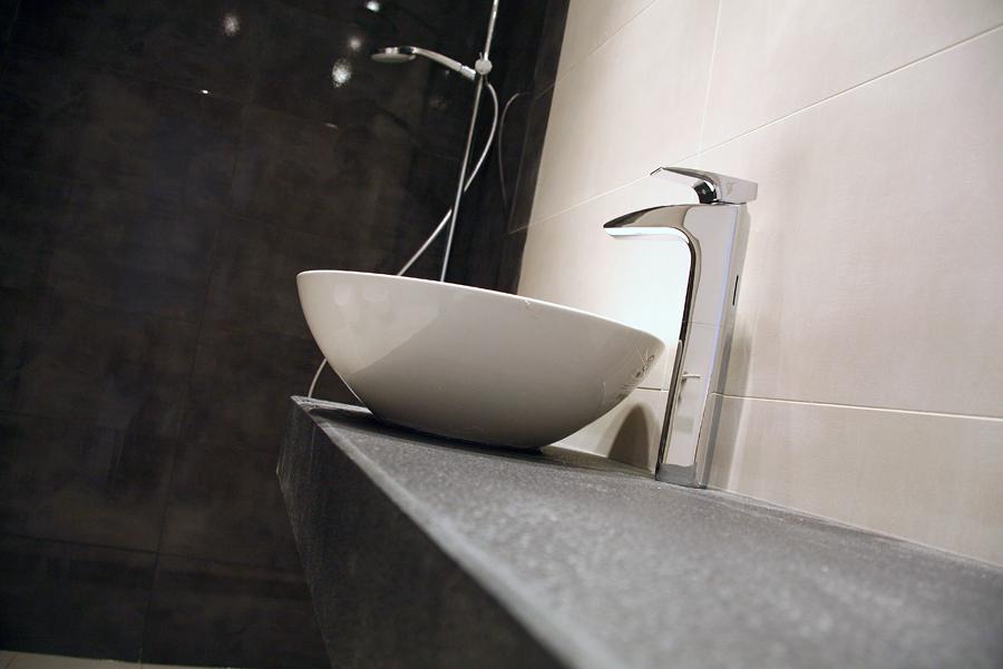 lavabo sobre encimera diseño