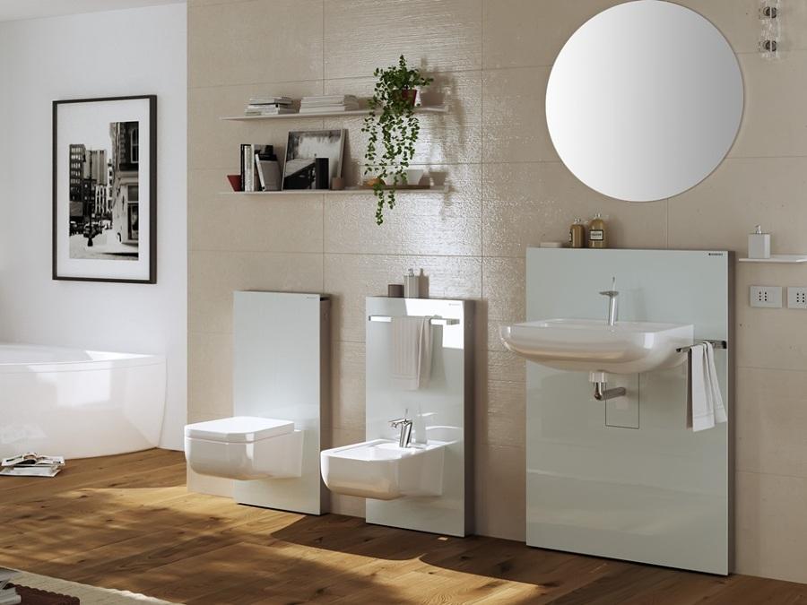 Foto lavabos suspendidos de miriam mart 835952 for Lavabos suspendidos