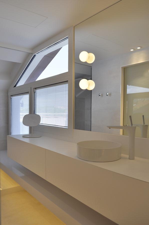 Lavamanos baño suite