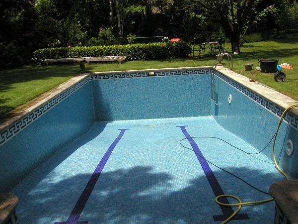 Limpieza y lechadas de piscinas de gresite ideas for Piscinas de gresite