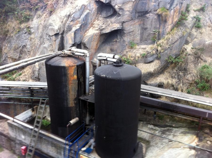 Legalización tanques hidrocarburos