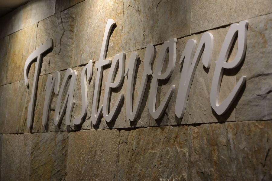 Letras Trastevere