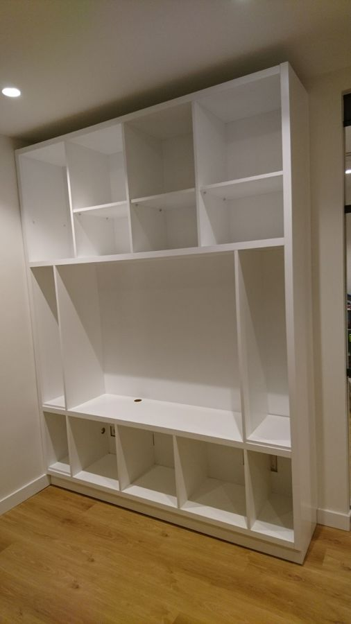 Librerias a medida ideas reformas viviendas - Librerias a medida ...
