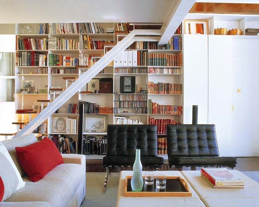 librería a medida modular