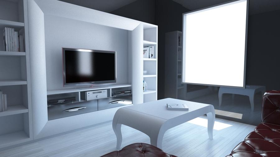 Proyecto vivienda calle alcal madrid ideas muebles - Muebles calle alcala ...