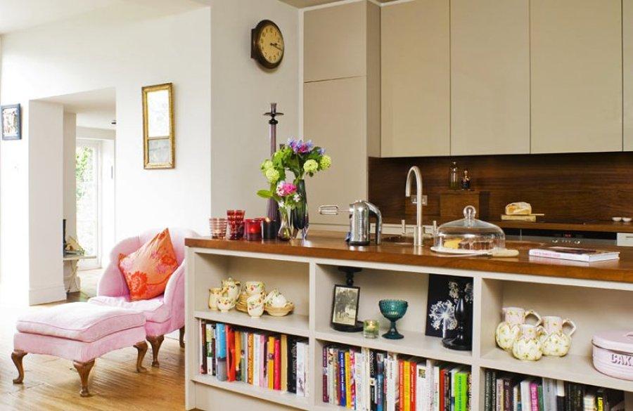 C mo organizar los libros en la cocina ideas for Los mejores libros de cocina