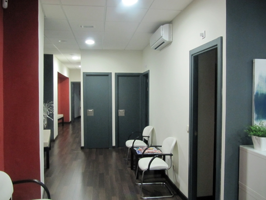 Licencia actividad centro medico 11