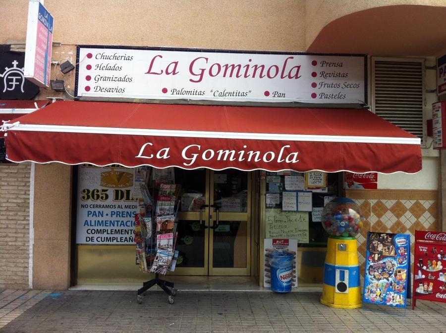 """Tienda """"La Gominola"""""""