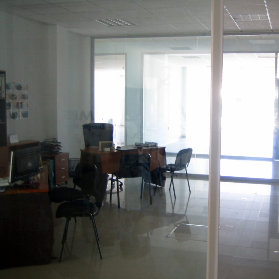 "Oficinas de ""Autocares Gutiérrez Méndez"""