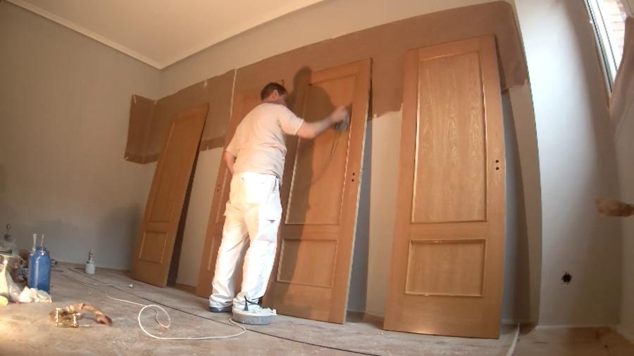 lijando puertas