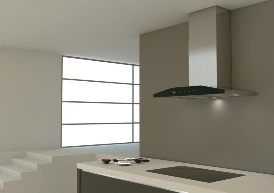Consejos para limpiar la campana de la cocina ideas limpieza - Campanas extractoras cocinas ...