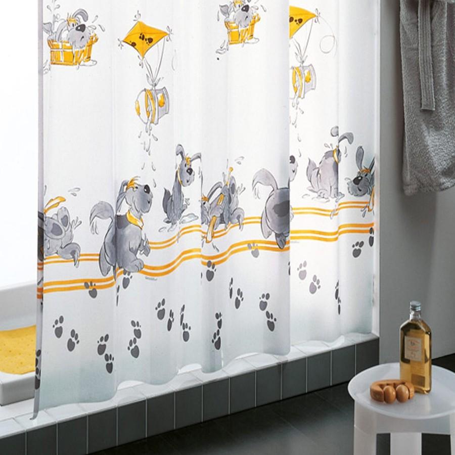 C mo limpiar la cortina del ba o ideas limpieza - Como limpiar bano ...