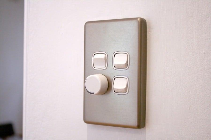 C mo limpiar a fondo los interruptores de la luz ideas - Como limpiar la casa a fondo ...