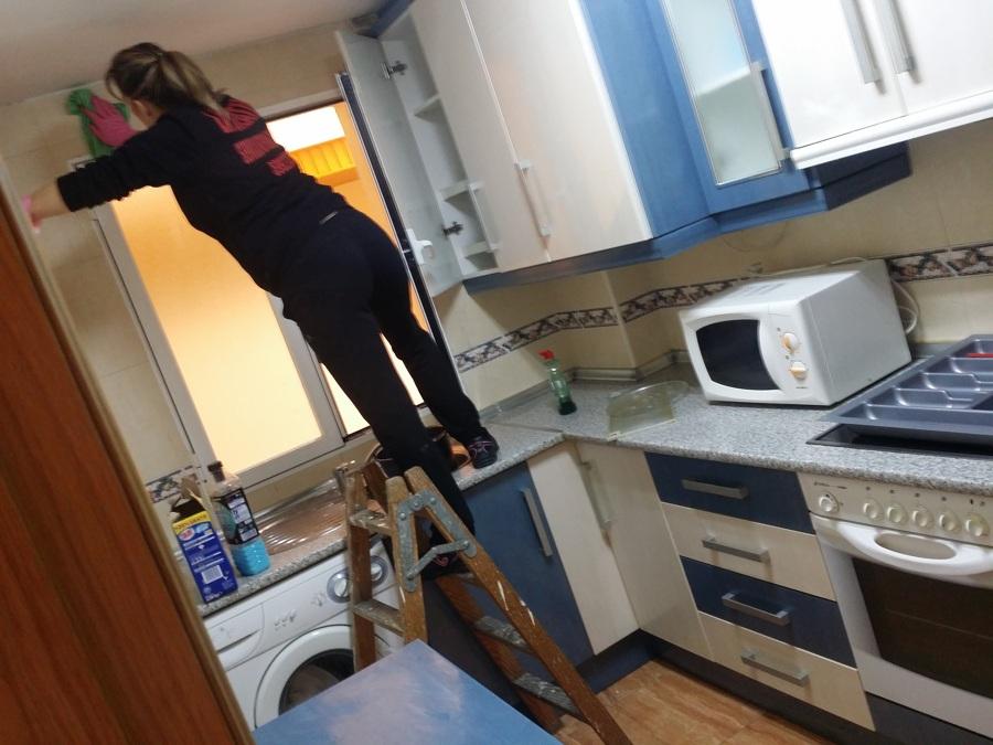 Limpieza y pintura ogijares ideas limpieza - Limpiador de azulejos ...