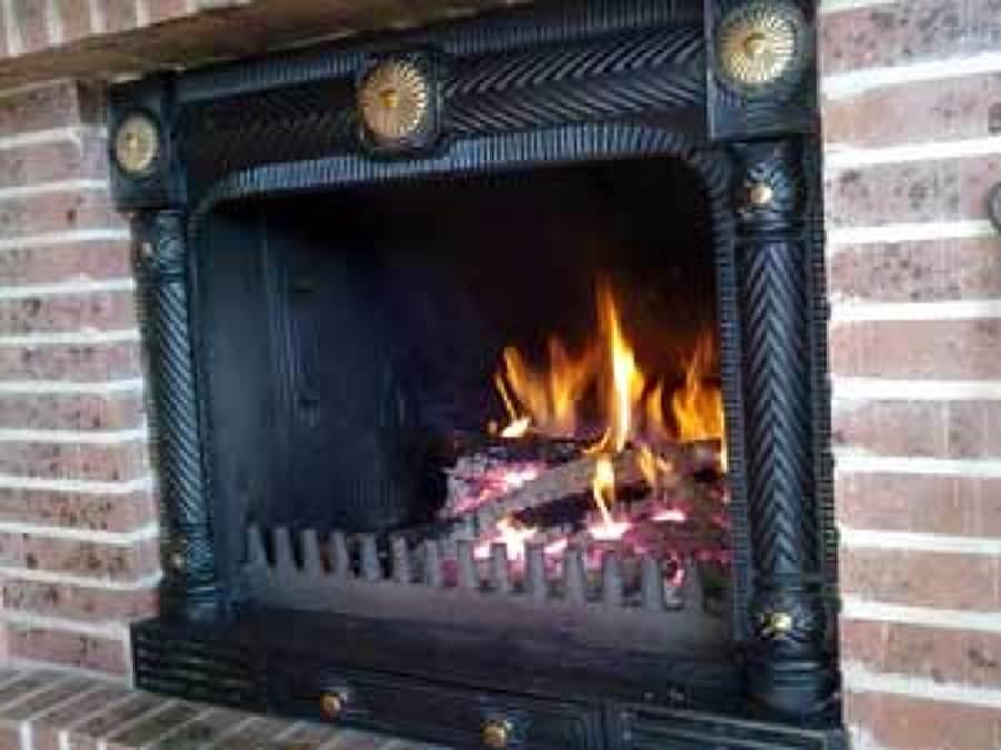 Foto limpieza de chimenea hergom abierta y conductos en - Chimeneas barcelona ...