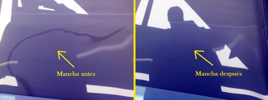Limpieza de carpas toldos y carteles publicitarios ideas for Limpieza de toldos