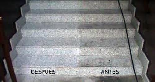 Limpieza escaleras de granitos proyectos limpieza - Granito sin pulir ...