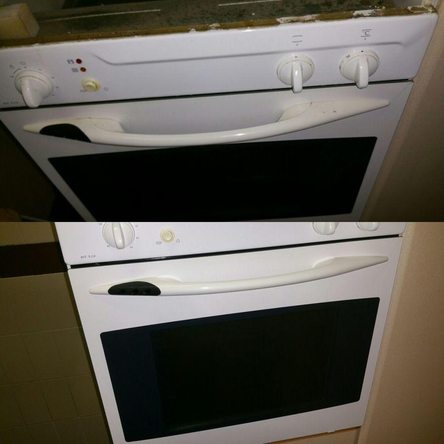 Limpieza de cocina ideas limpieza - Limpieza de horno ...