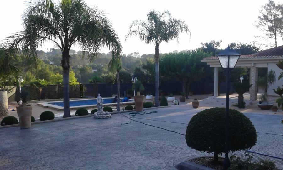 Foto limpieza de piscinas de mya pro clean 888115 - Mya valencia fotos ...