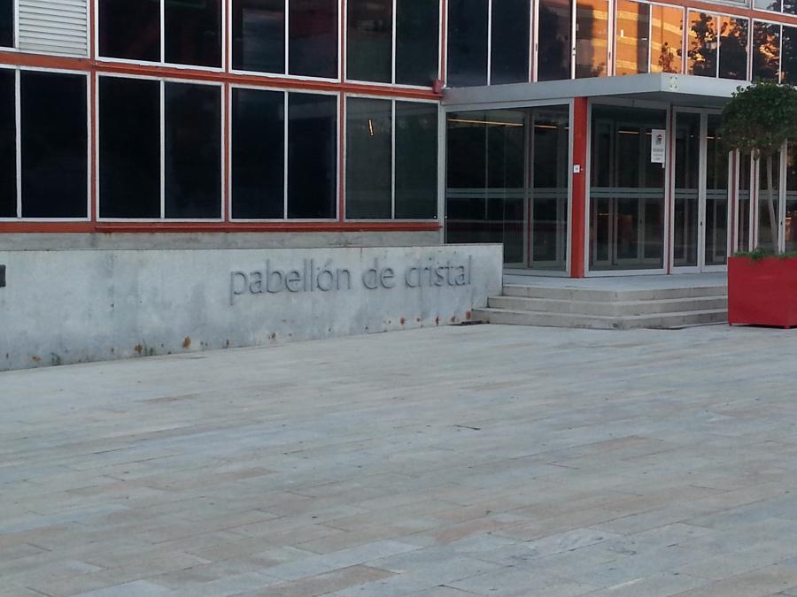 LIMPIEZA DE SUELO PABELLON DE CRISTAL