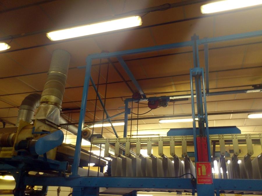 Limpieza industrial en Valencia