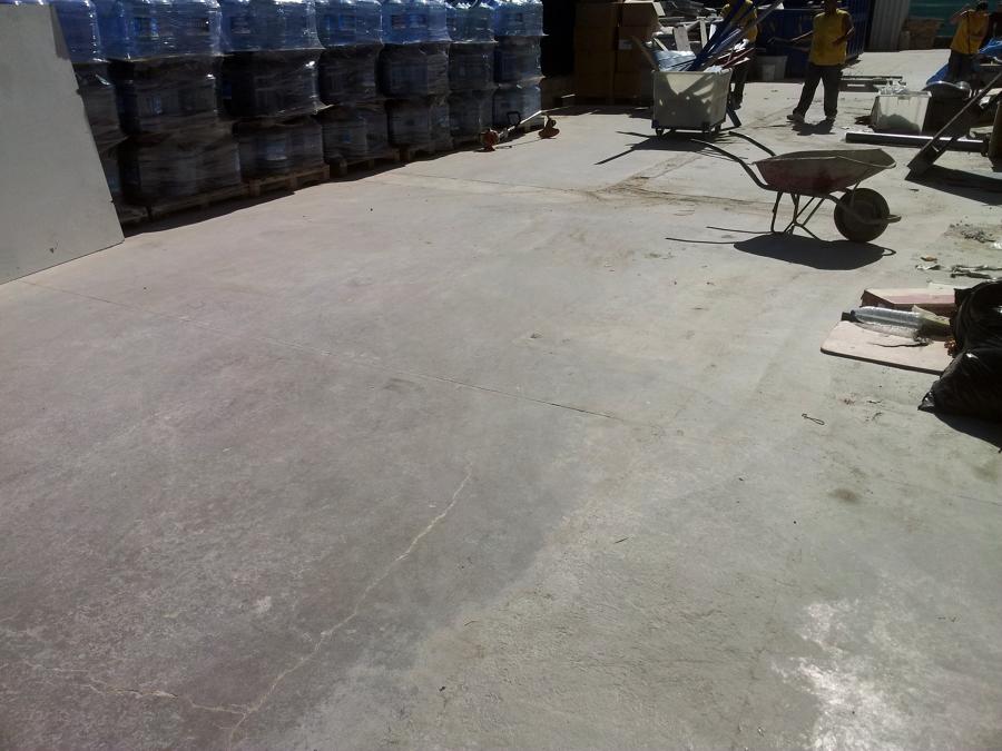 limpieza integral de naves