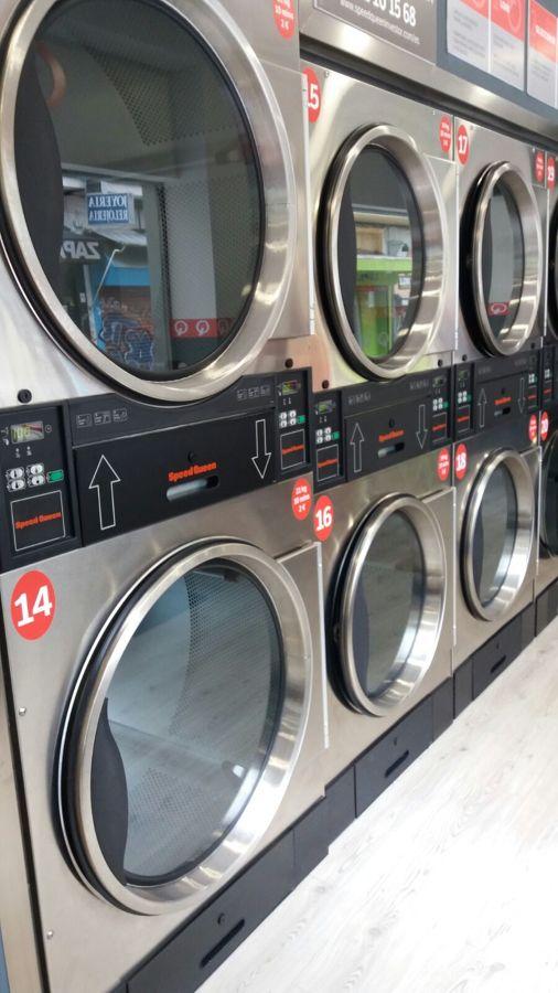 limpieza lavadoras industriales