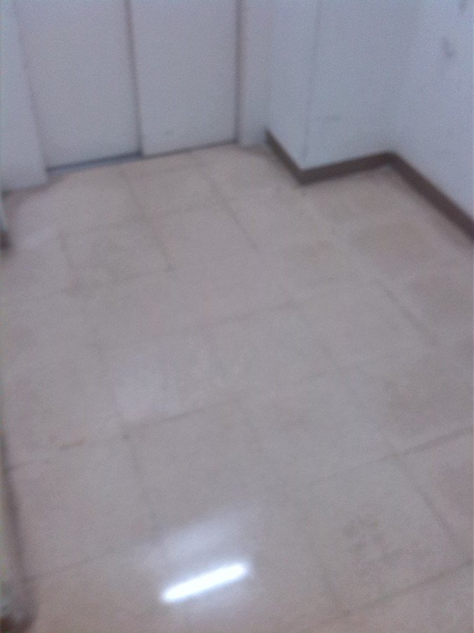 Limpieza rellano ascensor