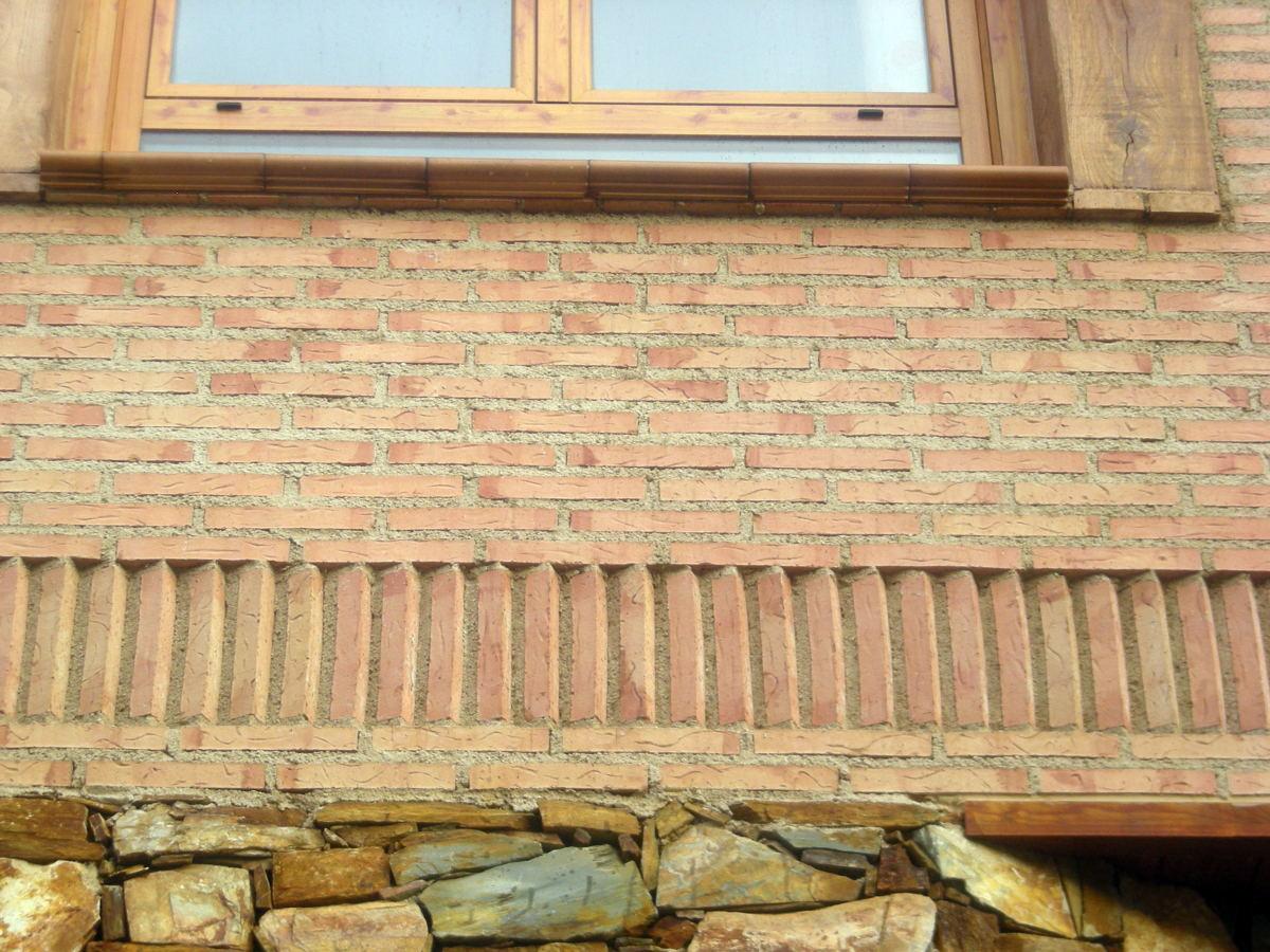 Limpieza de fachada ladrillo visto proyectos limpieza - Fachada ladrillo visto ...