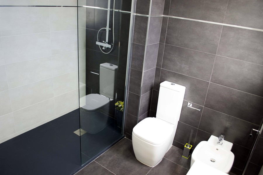 Lineas Rectas en baños