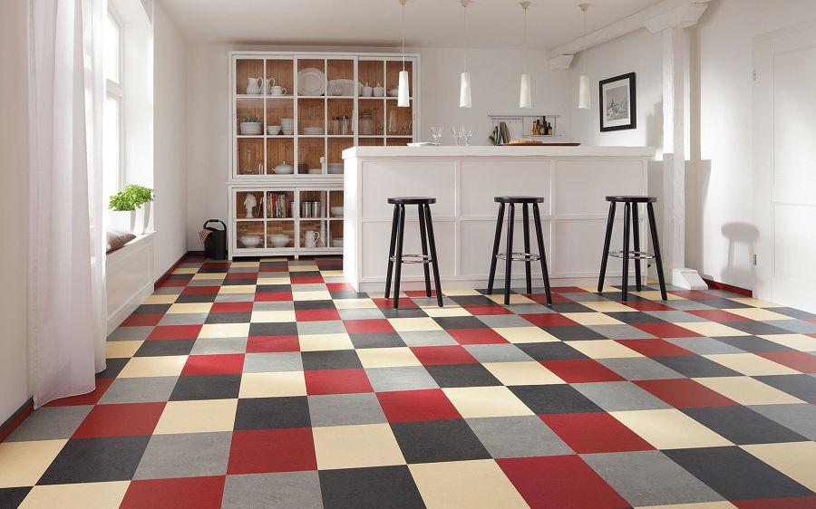 8 materiales nuevos para suelos ideas pavimentos continuos - Suelo vinilico para exterior ...