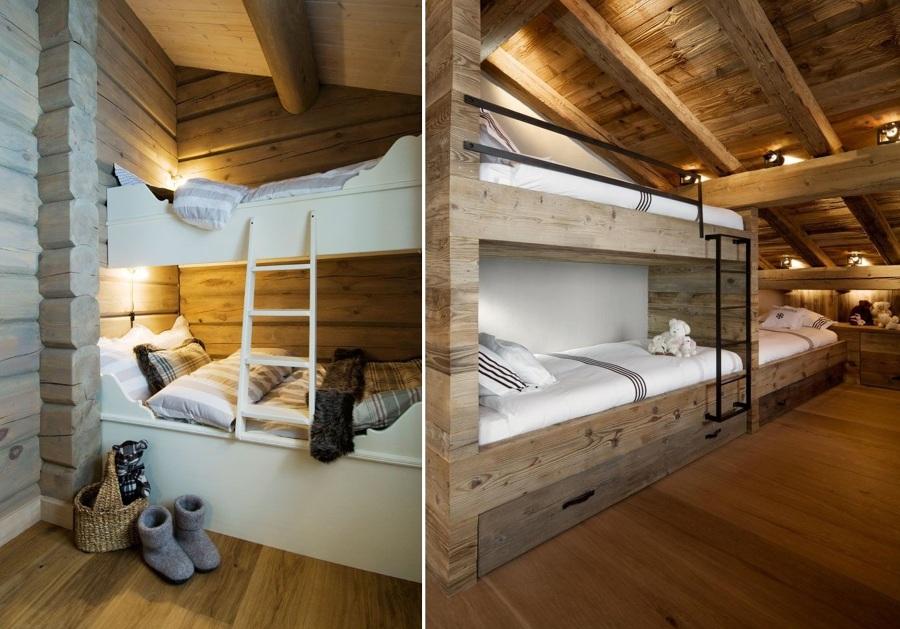 Poco espacio en el dormitorio de los peques las literas - Literas ninos pequenos ...