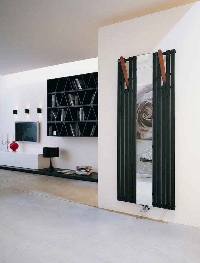 Radiadores modernos para decorar tu casa ideas decoradores - Radiadores de casa ...