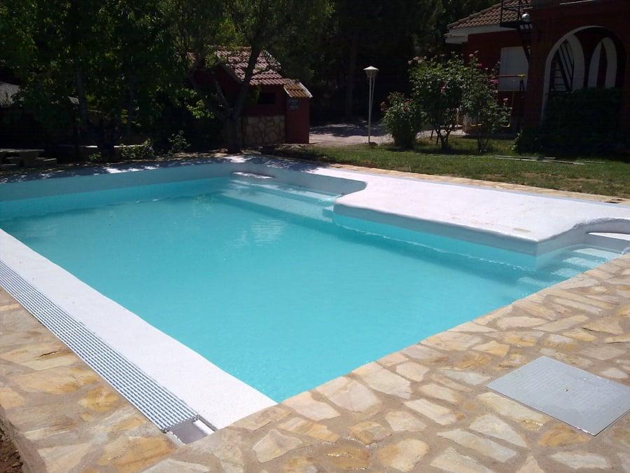 Rehabilitacion piscina en sacedon ideas reformas piscinas for Rehabilitacion en piscina