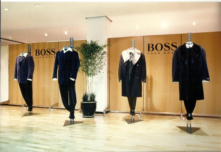 Locales Comerciales Hugo Boss
