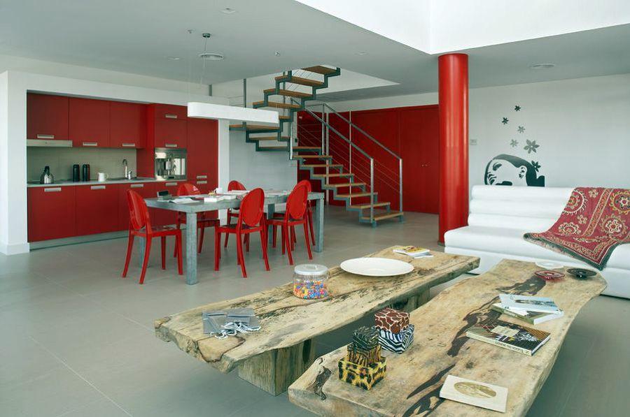 Oficina taller en las tablas ideas reformas oficinas for Taller de diseno de interiores