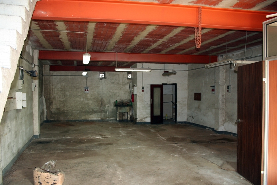 1) LOFT - Apartamento 90m2:  ANTES (Taller)