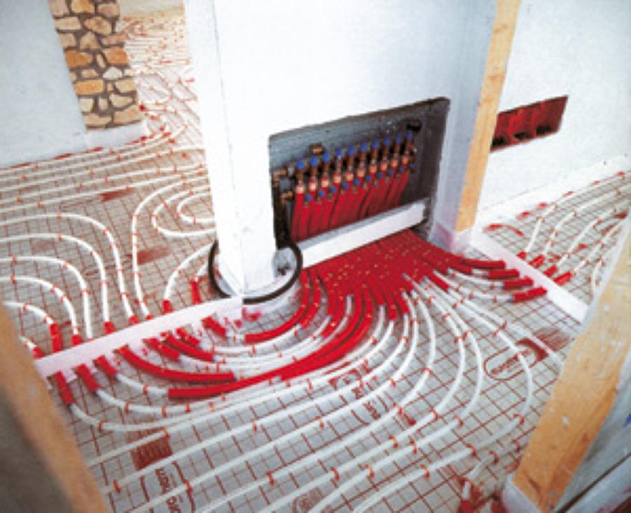 Calefacci n losa radiante ideas calefacci n - Sistema de calefaccion ...